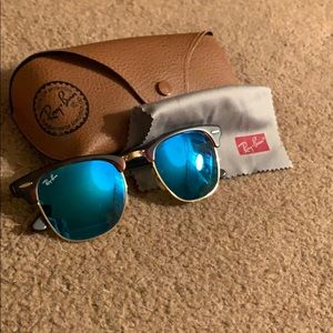Unisex Ray-Ban Clubmaster 49/21